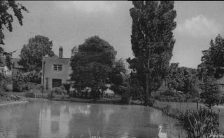 Clockhouse Gardens - around 1950