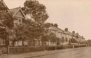 Howard Road 1912