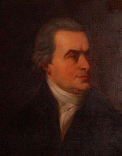 John Rose Holden the elder, Rector 1780-99