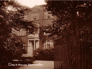 New Place from front entrance c.1912