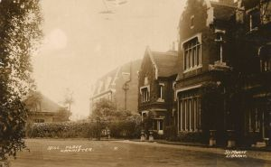 Hill Place SML late 1930s