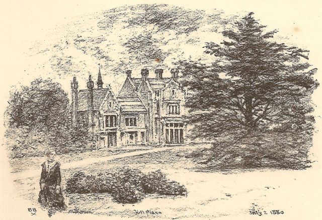 Hill Place 1880