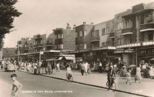 Byron Parade, c.1960