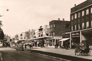 Byron Parade c. 1950