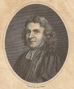 Dr William Derham FRS 1657-1735