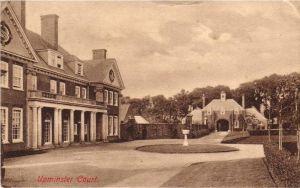 Upminster Court & stable block 1909