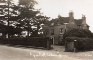 Hoppy Hall early1920s
