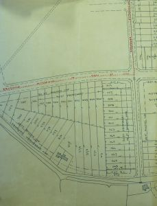 Plans for Gaynes Park Estate - 1929