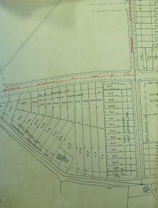 Plans for Gaynes Park Estate - 1929