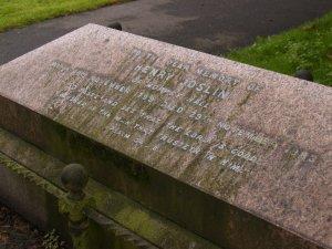 Tomb of Henry Joslin senior (1799-1883)