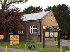 St Laurence Church Hall