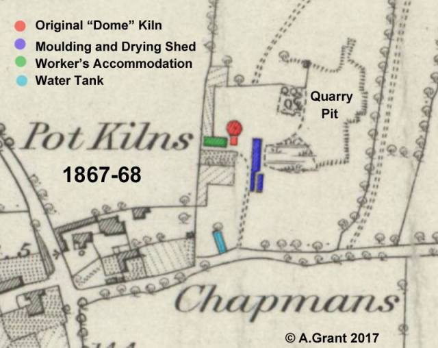 Andy Grant Potkilns map 1867