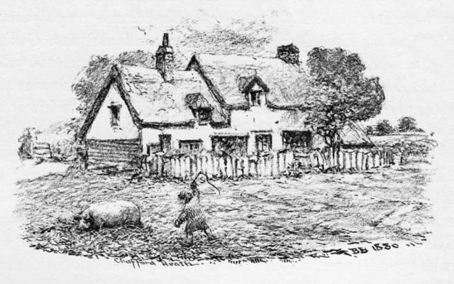 Chafford Heath AG Pt 2.02 Bramble Ln Cott 1880