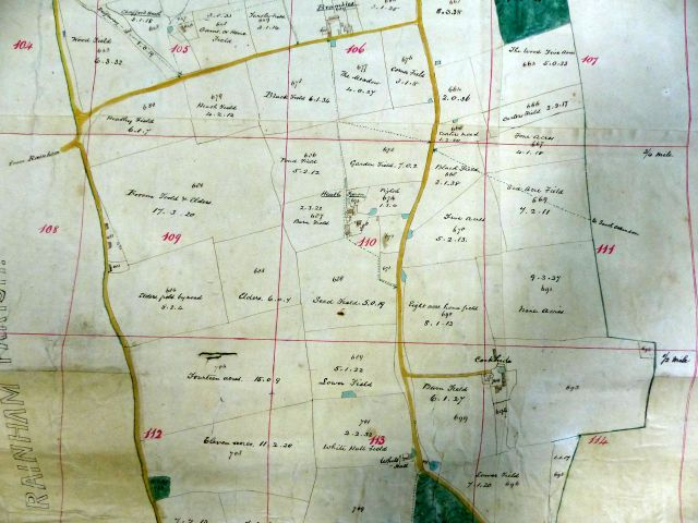 HRL Wilson Tithe Map Heath 02a