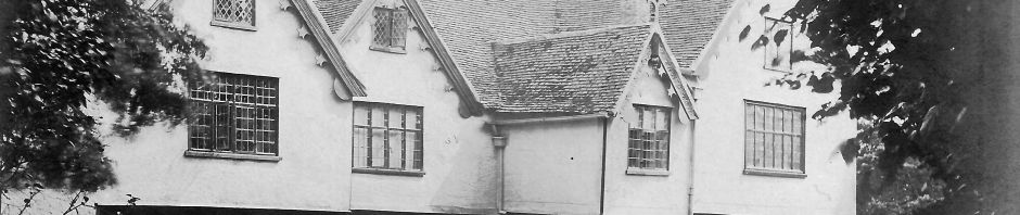 Upminster Hall c. 1900